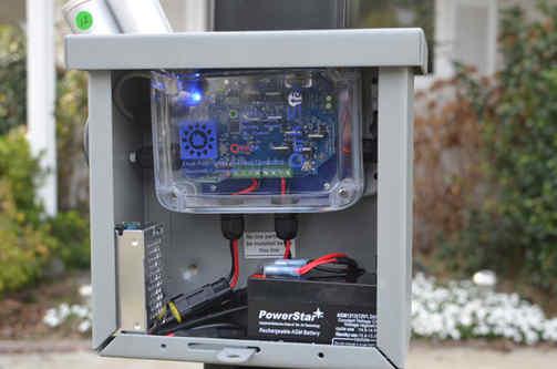 Solar Tracking Controller