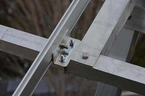 Ironridge panel rail