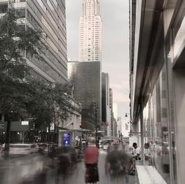 #053 Serie Fluir New York