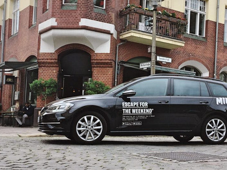 Berlin's coolest car share operator has a new trick