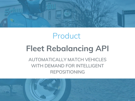 Fleet rebalancing and the secret ingredient for shared mobility profitability