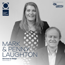 MARK & PENNY LAUGHTON