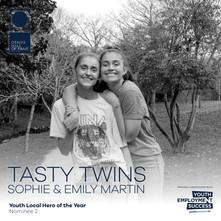 TASTY TWINS
