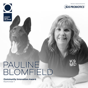 PAULINE BLOMFIELD