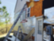 Vinyl siding repair service in Norfolk, Virginia Beach, Suffolk and beyond