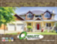 Quality Built Exteriors Brochure cover