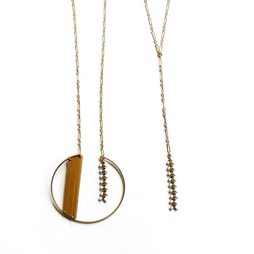 Collier long Olympia