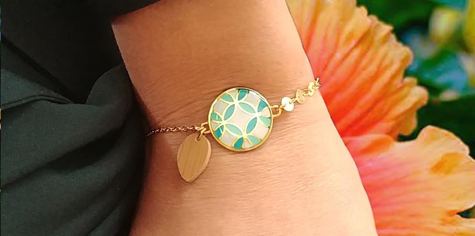 bracelet idée cadeau Lyon