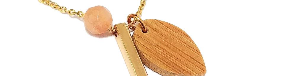 collier artisanat Idyllic bijoux