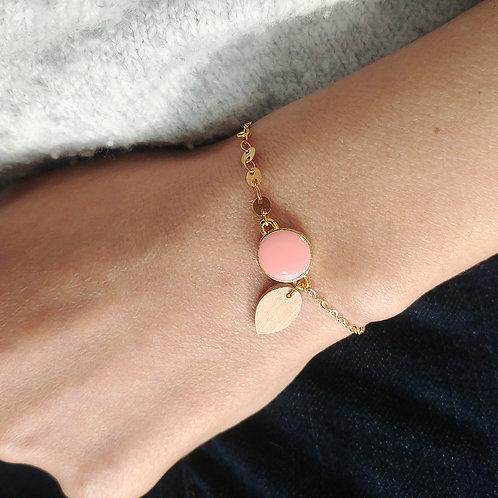 Bracelet Joy rose