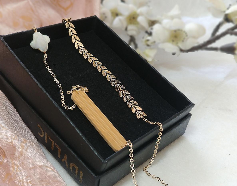 collier long Idyllic bijoux Lyon
