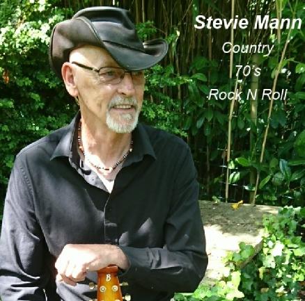 STEVIE  MANN.