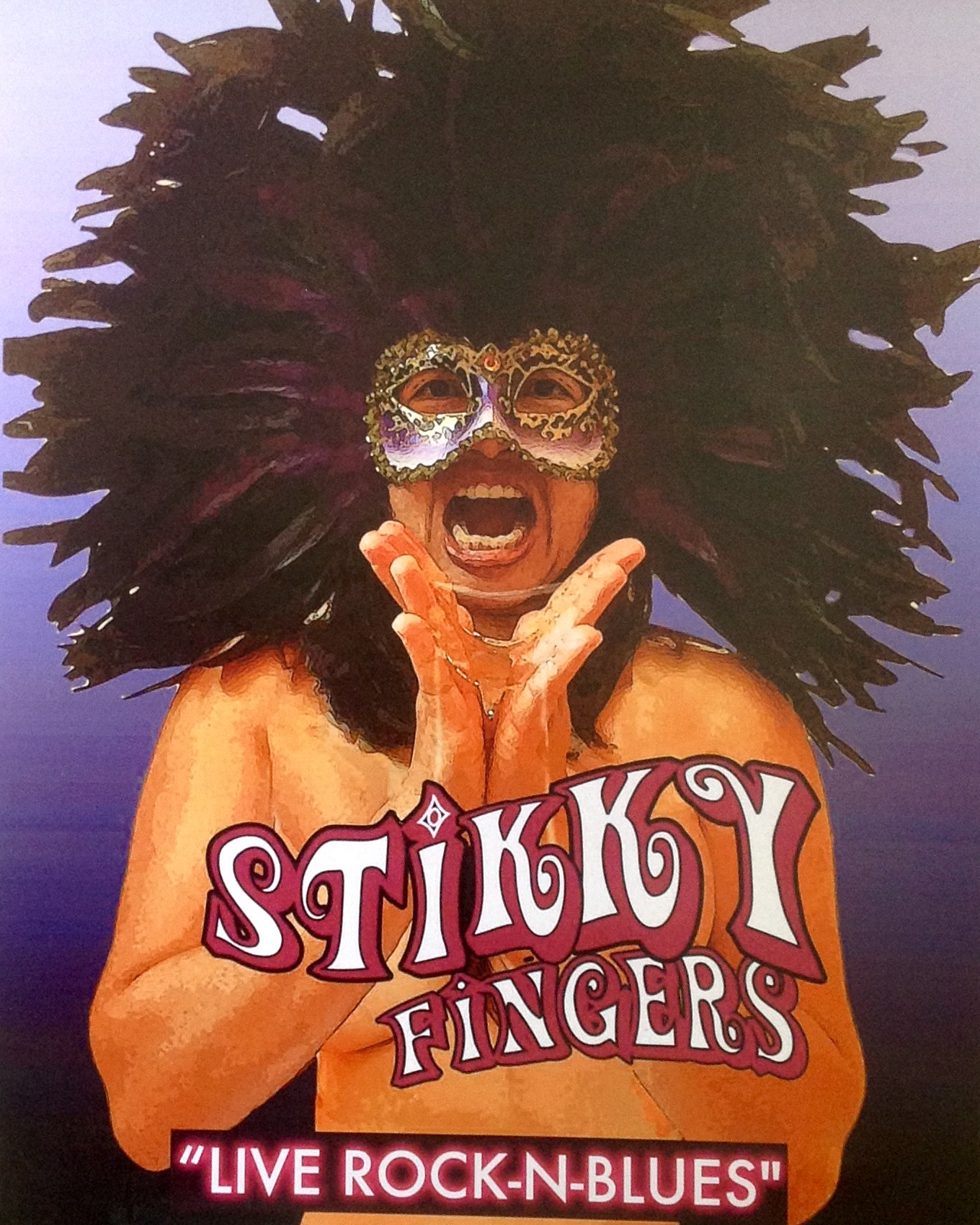 STICKEY FINGERS