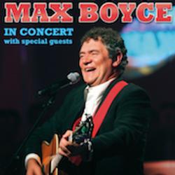 MAX BOYCE.