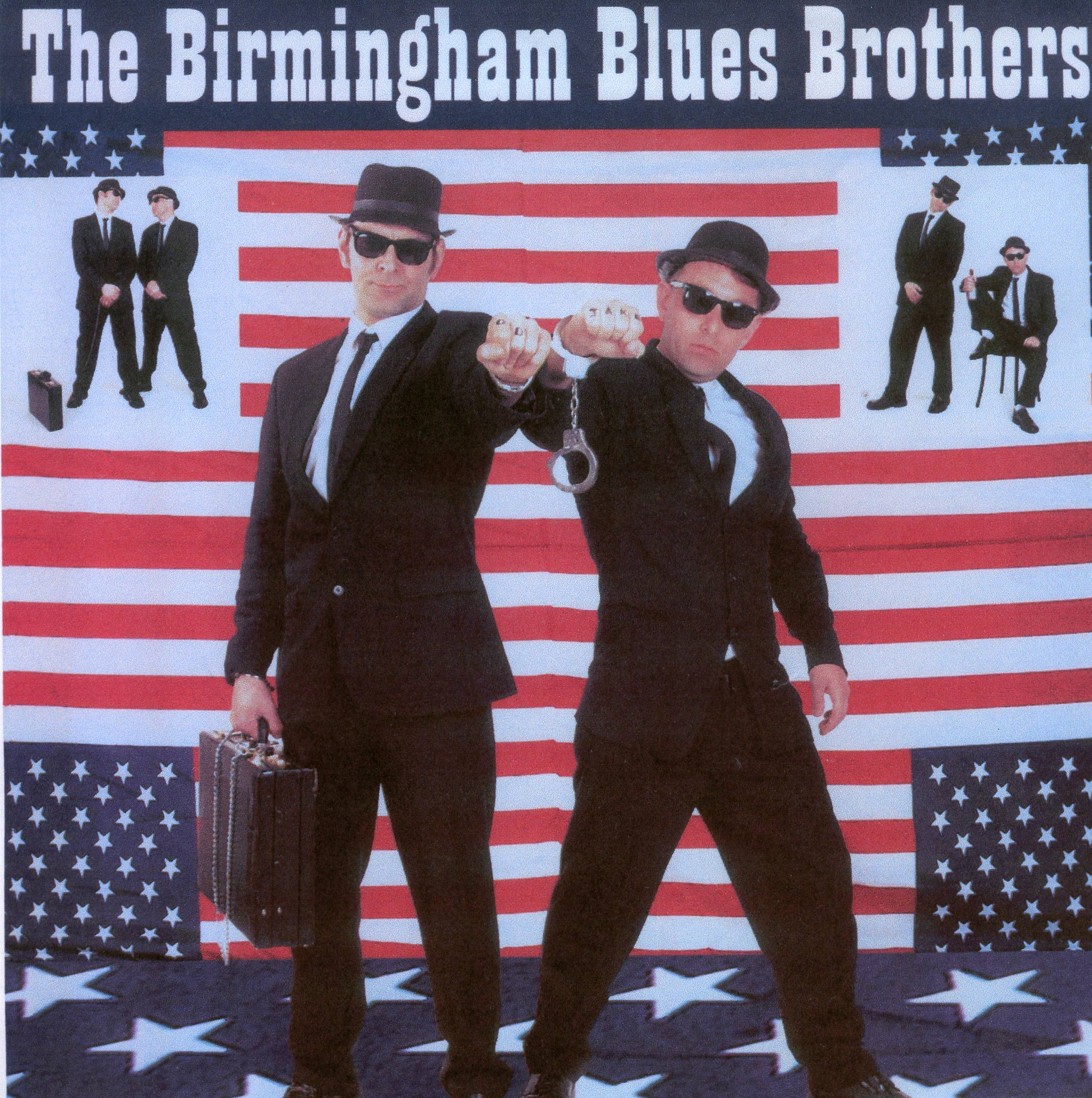 BIRMINGHAM BLUES BROTHER.