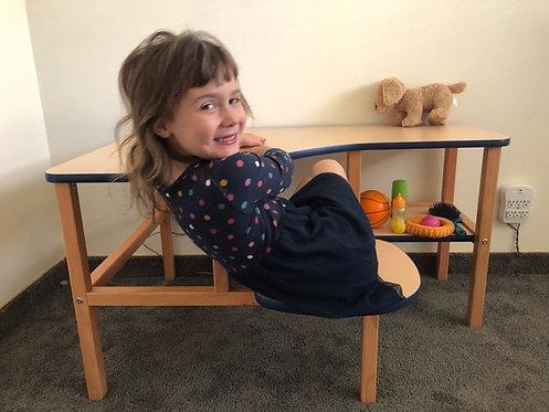 Child's laptop computer desk ages 2-5