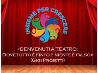 Bambini a teatro : spettatori e  protagonisti !