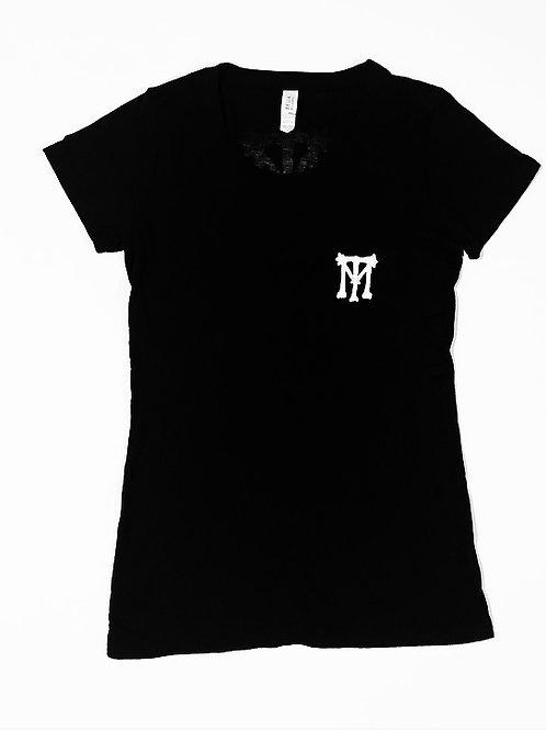TM Women's Black T-shirt