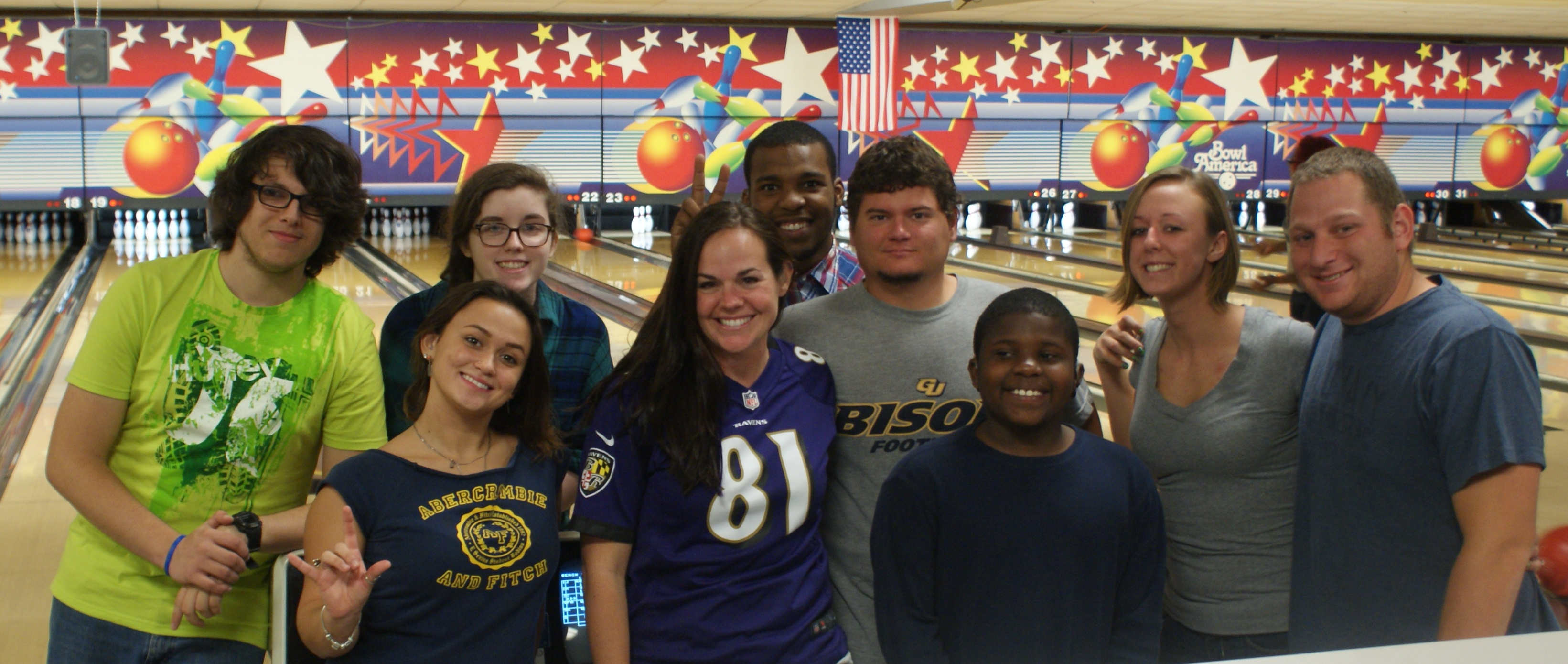 MCAHIC Bowling October 2014