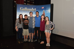 RHS Team with Nyle DiMarco