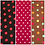 Thumbnail: Polka Dots Fleece Collar