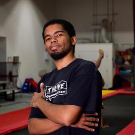 Marcus, Ninja Zone Director