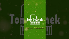 I'll Be Home for Christmas - Tom Franek (piano cover)