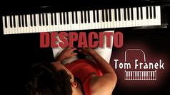 Despacito - Tom Franek (piano cover)