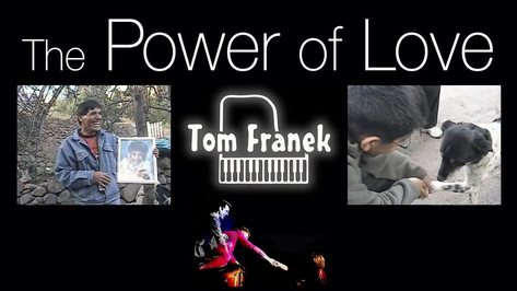 The Power of Love - Tom Franek (piano cover)