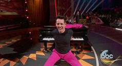 """Tom Franek on ABC's """"The Gong Show"""""""