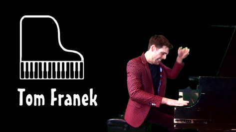 2 Hour Piano Medley - Tom Franek