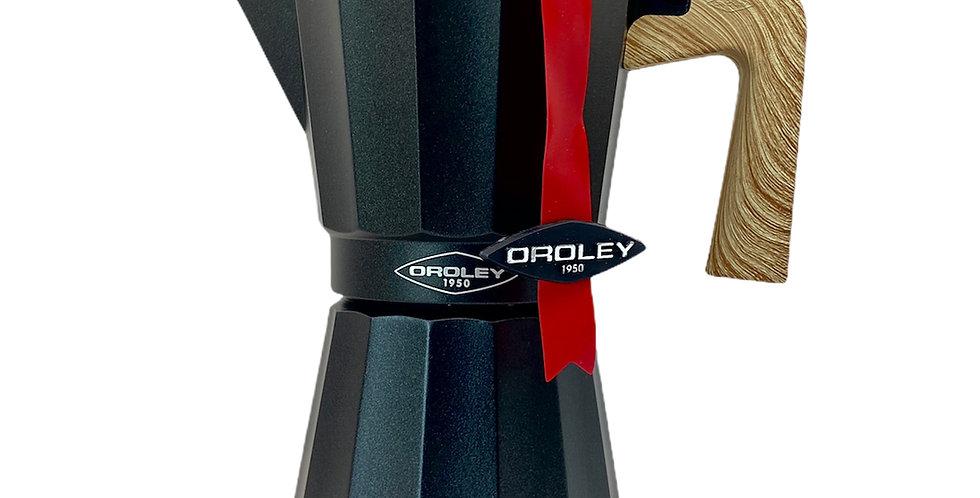 Cafetera italiana OroleyNatura 6 tazas