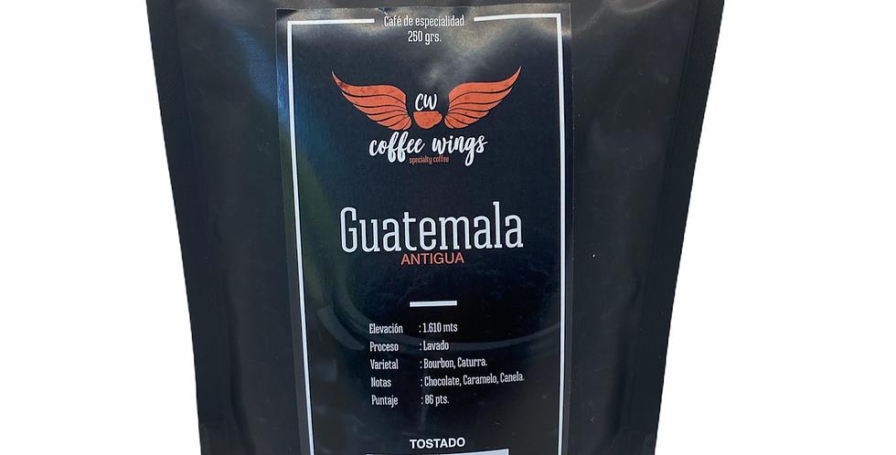 Café de especialidad Guatemala