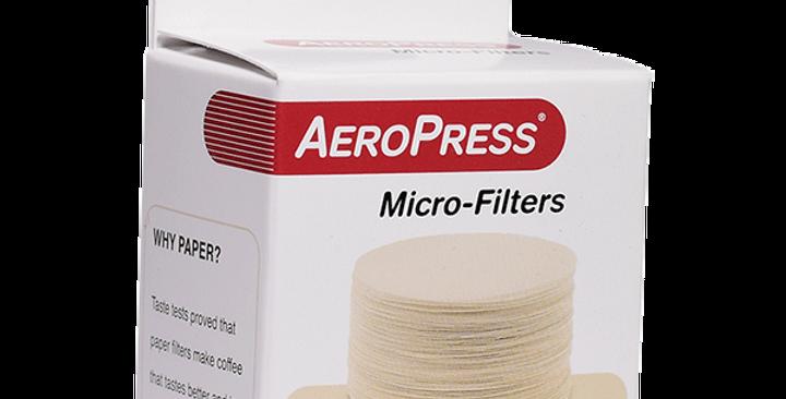 Filtros Cafetera Aeropress y Aeropress Go