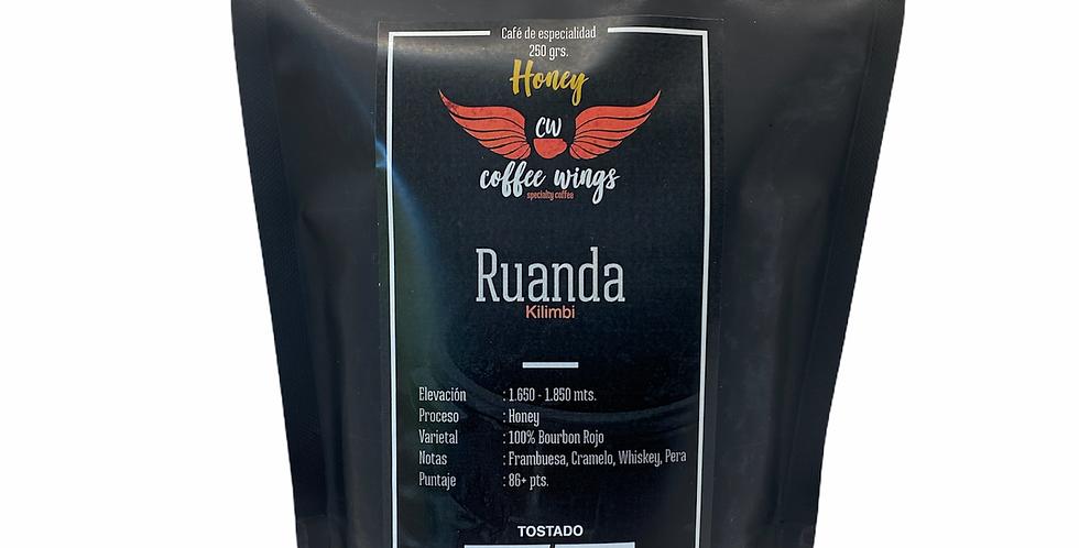 Café de Especialidad Ruanda - Kilimbi (Honey) 86+ pts