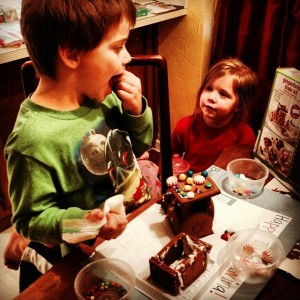 We tried the candies first. Tooth breakers! Opt for the kits with good candy!