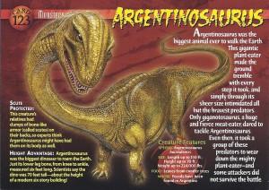 Argentinosaurus from wierdnwildcreatures.wikia.com