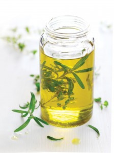 What are essential oils? These highly concentrated oils provide the essence of a plant's flavor and smell, and can be very useful around the house. Information and photo from www.motherearthliving.com