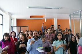 Inauguración de CIM-CX en Casa Xitla