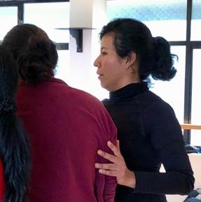 Diálogos de Cuerpos Diálogos de la No Violencia