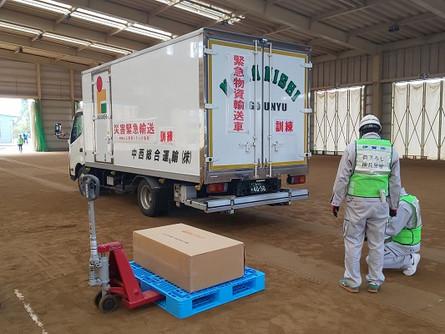 緊急消防援助隊近畿ブロック合同訓練および近畿府県合同防災訓練