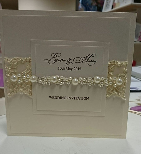 Lynne Invitation