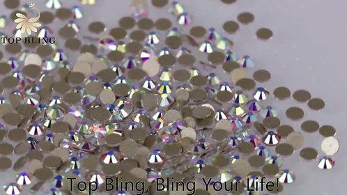 Crystal Rhinestones Non Hotfix - Replica Swarovski - Excellent Quality