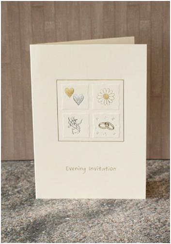 Simplicity Range - Hearts, Flowers & Rings