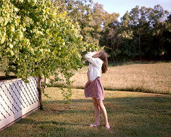 Maggie and the Scuppernong Vine