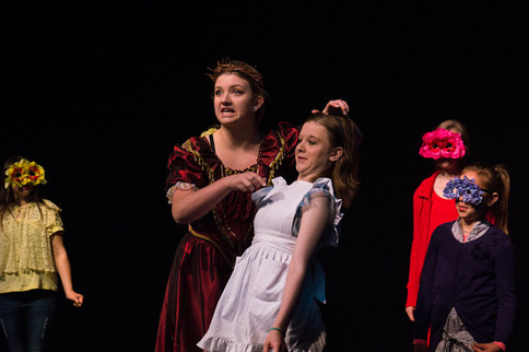 Alice in Wonderland theatre production