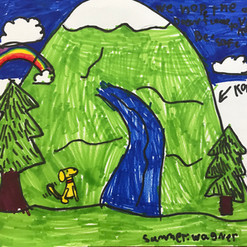 Created by Summer Wagner, grade 1