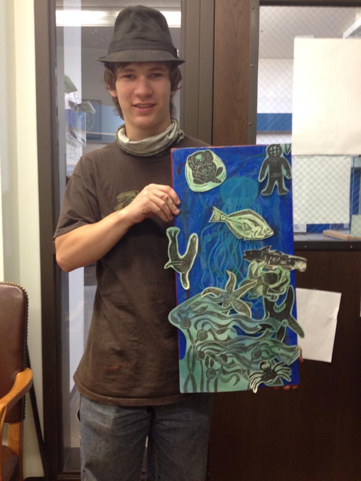 2014.June.Printmaking.Colton