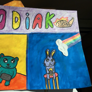 Created by Anika Creelman, grade 4