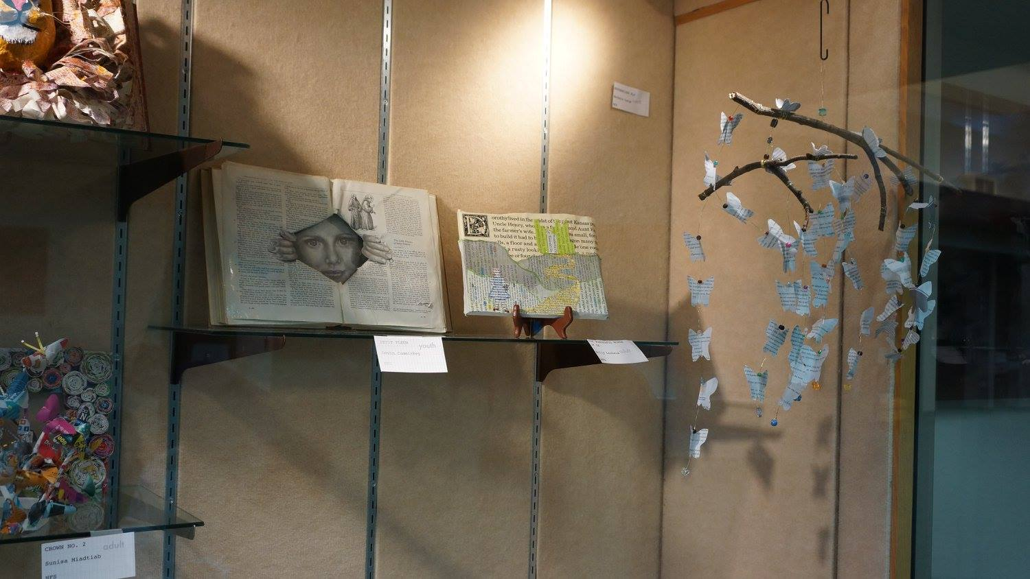 Altered Books entries